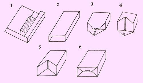 Как делают упаковку подарков в 32